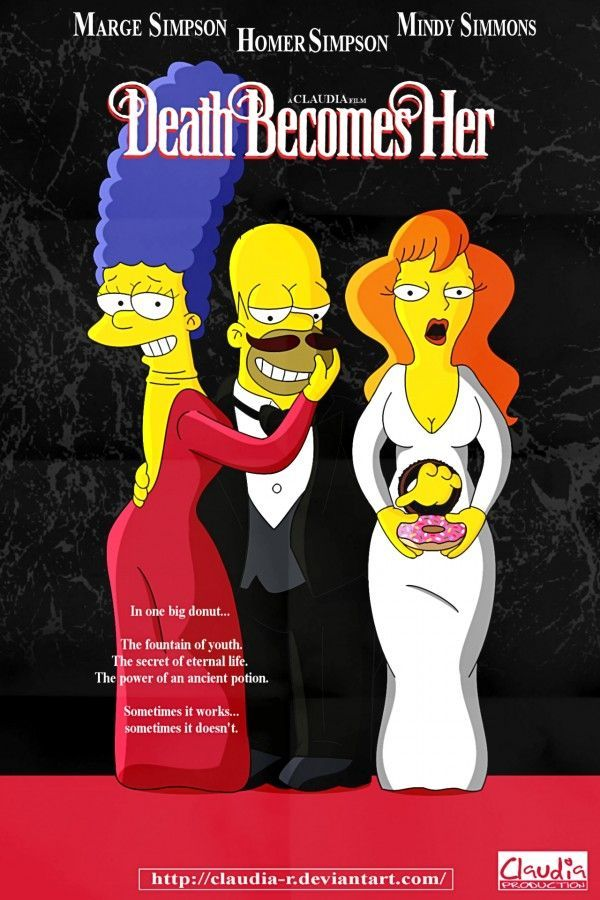 The Simpsons Parodies For Inspiration The Simpsons The Simpsons Guy The Simpsons Movie