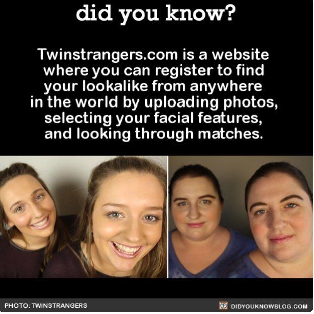 Brb going to find my twin. awesome twin twinstrangers