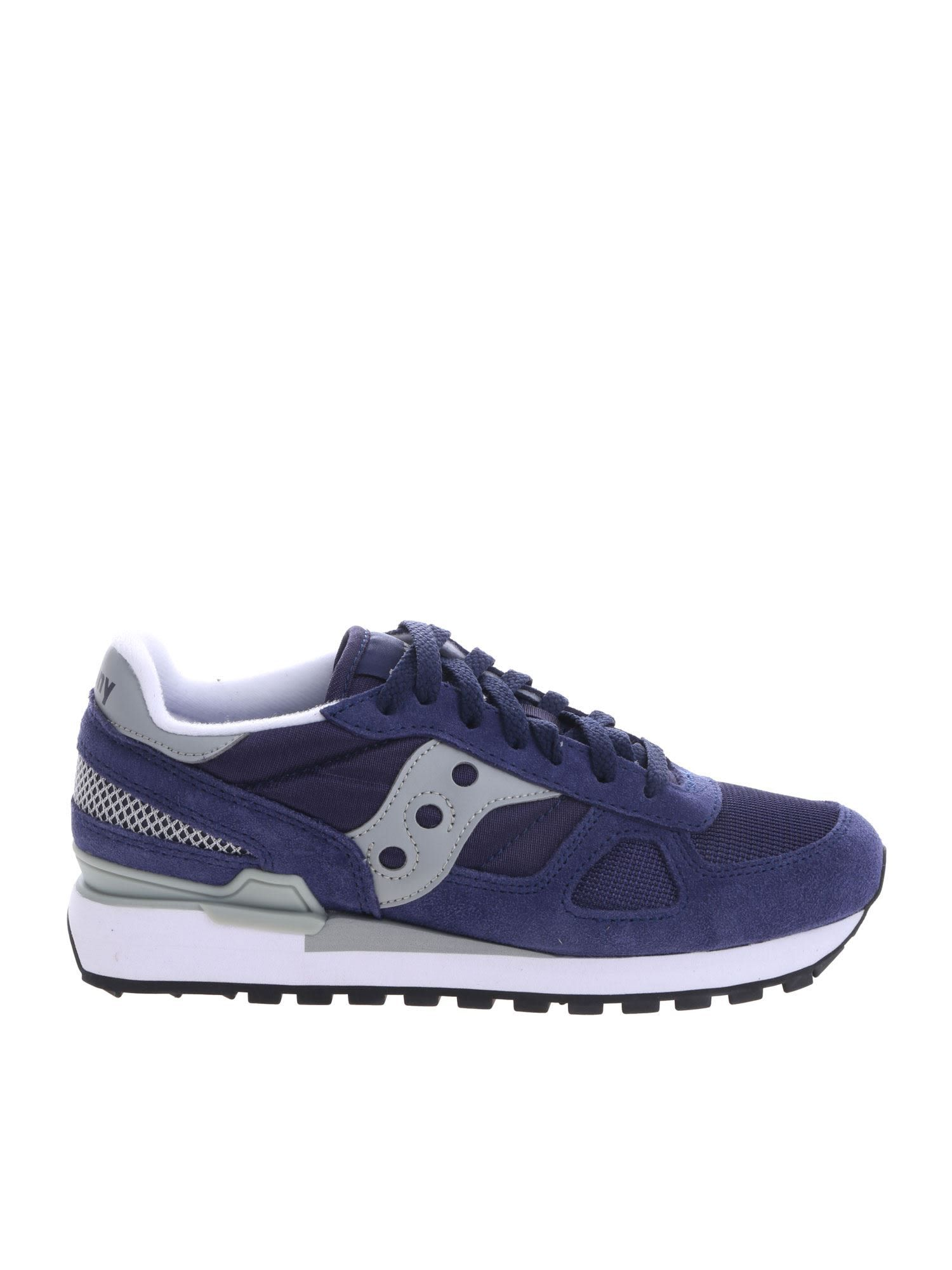 Saucony SHADOW Men Sneakers Low Top Lace Up Athletic Shoes Trainers