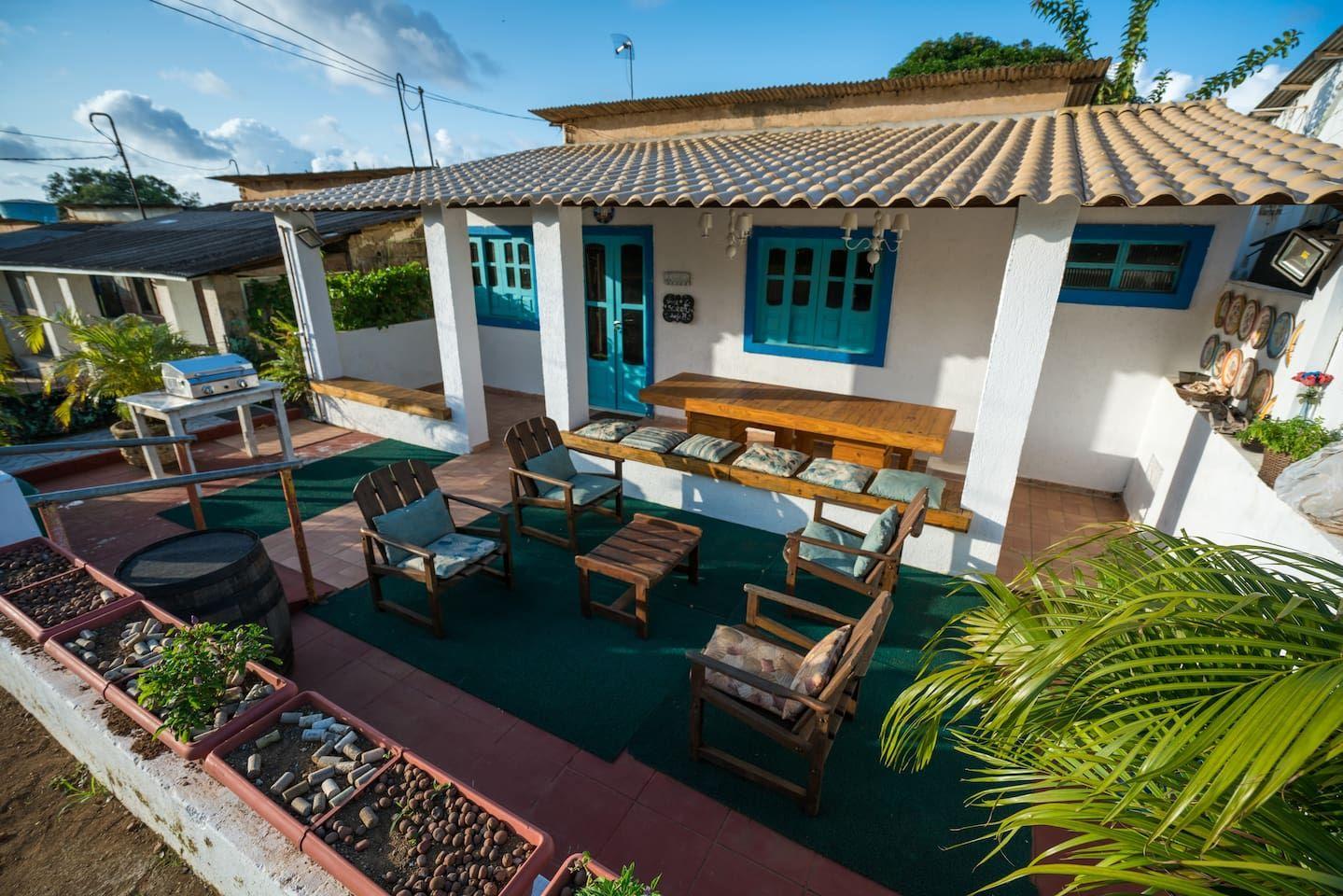 Varandinha & Casa EcoCharme Fernando de Noronha Casas