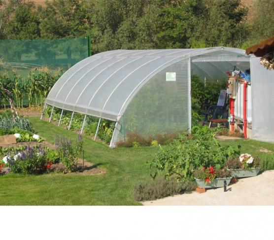 Ideale Pour La Culture Des Legumes Serre Jardin Jardin D Hiver Serre Tunnel