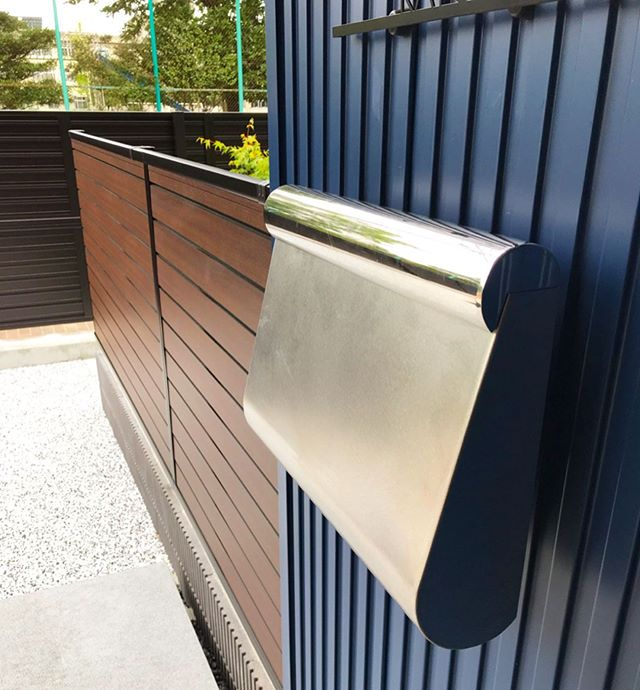 タスカバン ポスト 玄関 サンワカンパニー 玄関 インテリア 建材