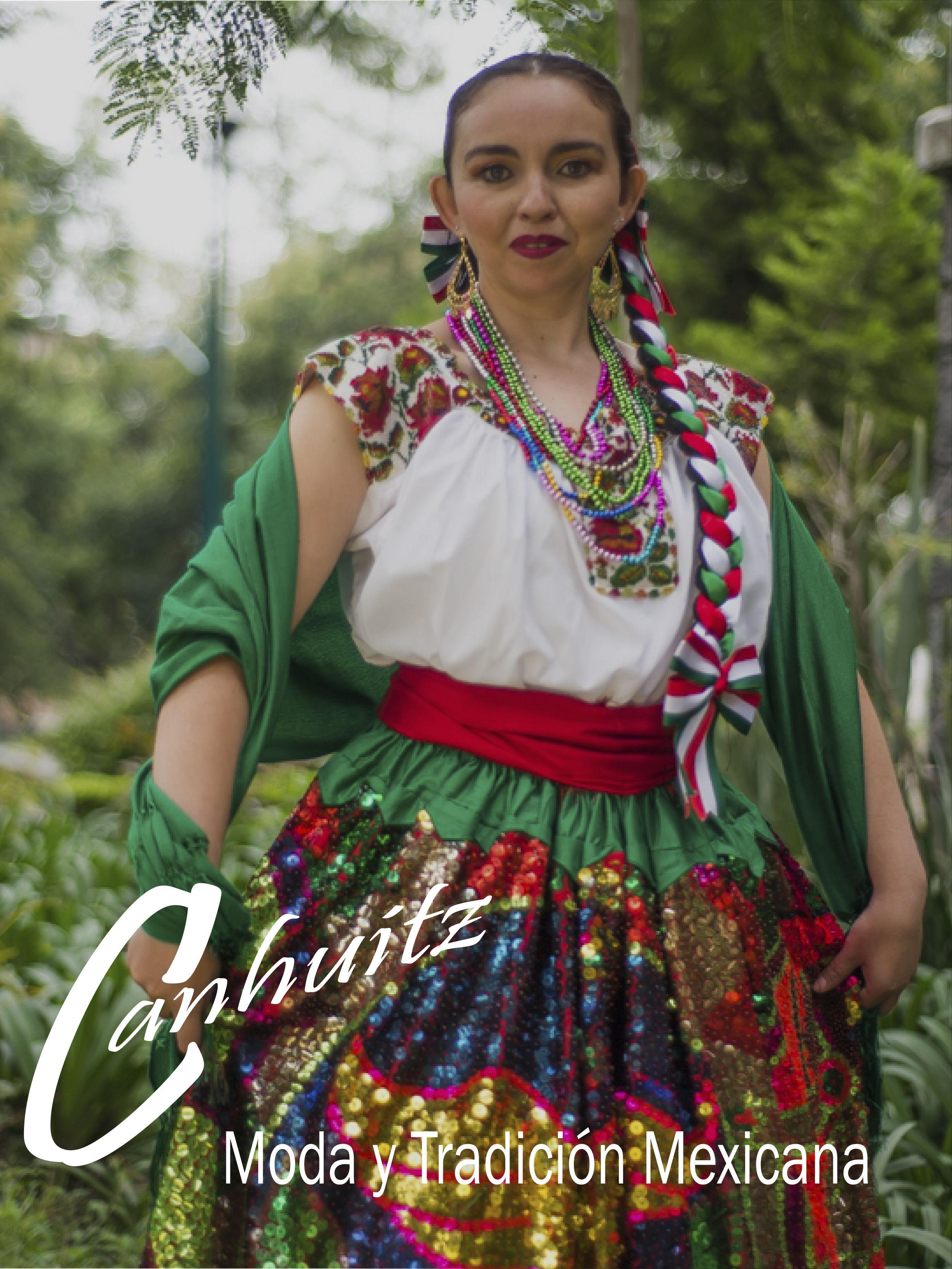Traje Campechano En 2019 Vestidos Mexicanos Vestido De