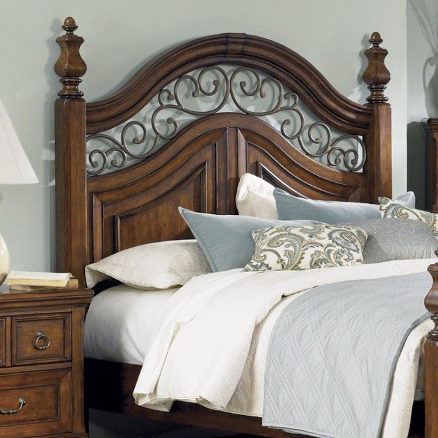 15 Elegant Headboards Made Out Of Wood And Metal Bedroom Furniture Makeover Liberty Furniture Furniture Makeover