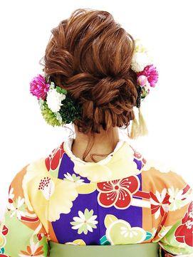着物 まとめの髪型 ヘアスタイルを探す ヘアカタログ キレイスタイル 袴 卒業式 ヘアスタイル 成人式 ヘアスタイル 成人式 ヘアスタイル アップ