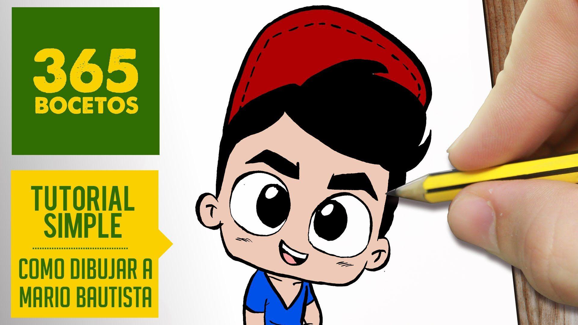 365bocetos Mario Bautista Buscar Con Google Dibujos Kawaii
