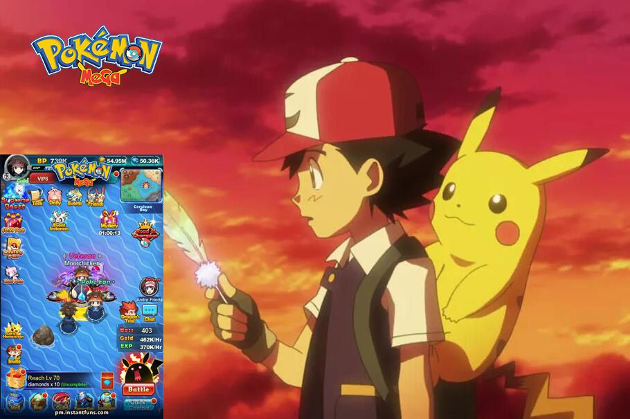 download pokemon games for mobile