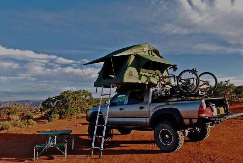 Kukenam Roof Top Tent Top Tents Truck Tent