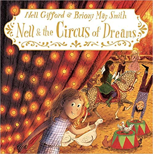 Nell And The Circus Of Dreams Nell Gifford 9780192765949 Amazon Com Gateway Stories For Kids Circus Childrens Books