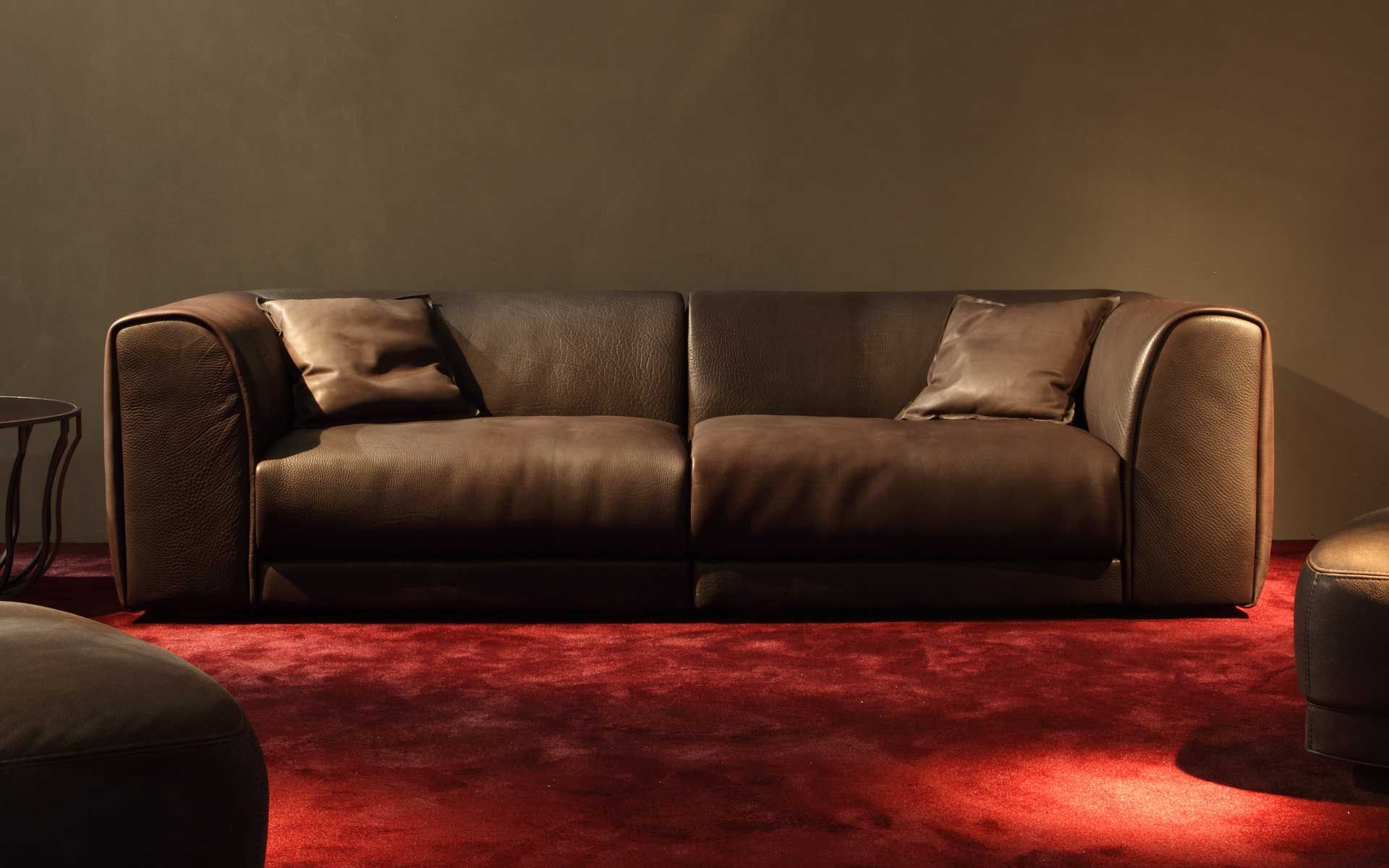 RAFAEL sofa by BAXTER made in Italy furniture