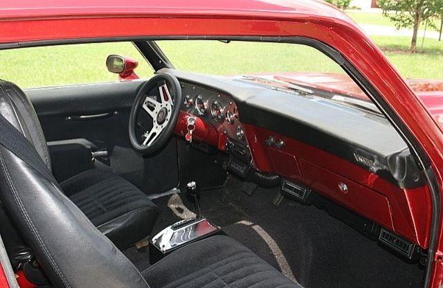 1974 Chevy Nova Interior Chevrolet Nova Chevy Nova Interior Chevy Nova