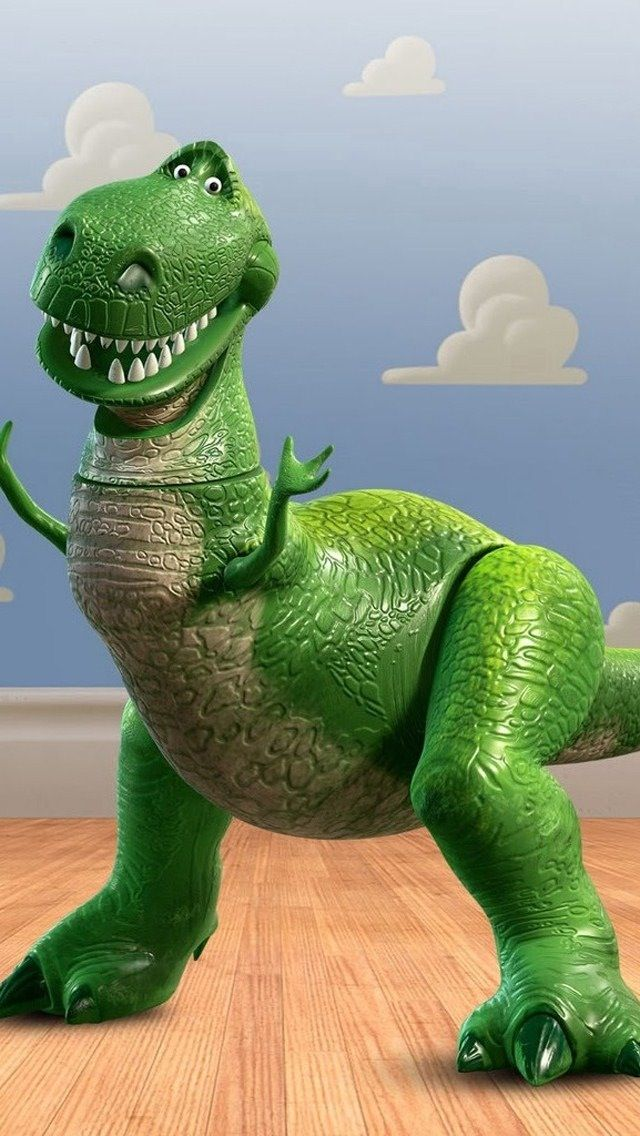 Rex and his dino friends toy story dessin anim personnages y film - Dinosaure toy story ...