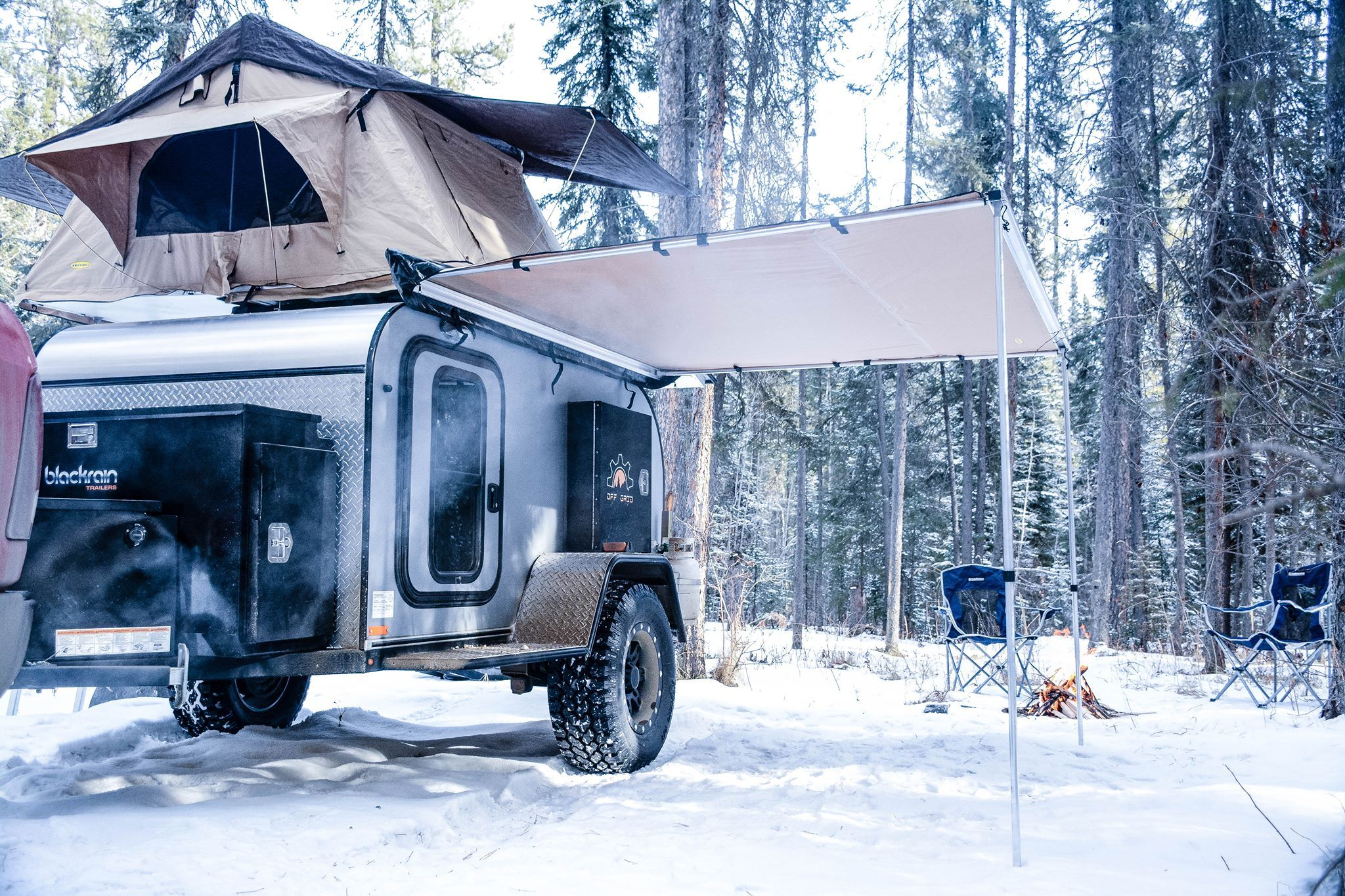 Pin by cray201215 Ray on Outdoor Fun   Off road camper ...