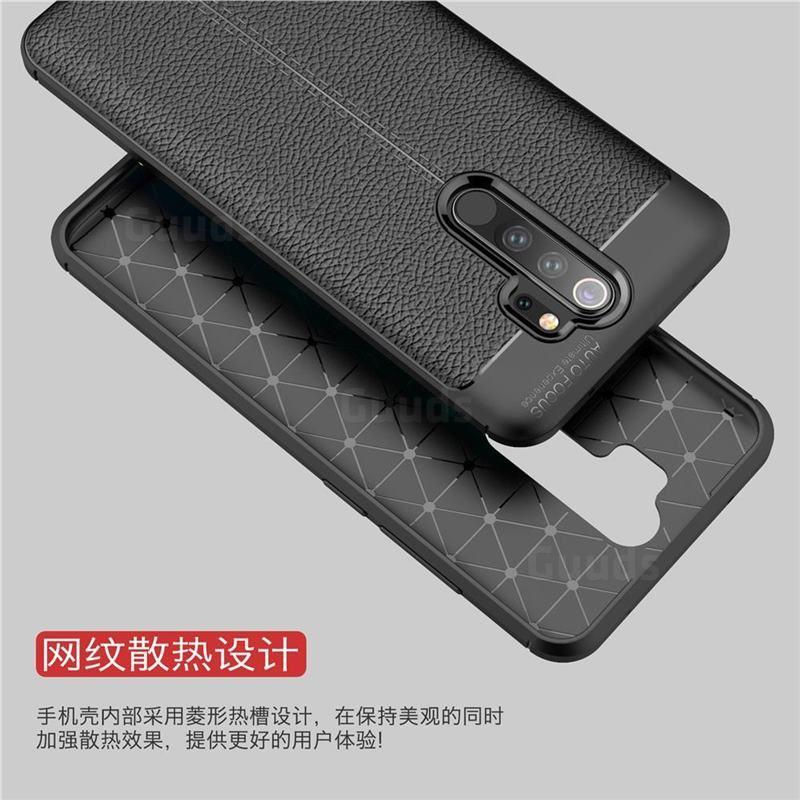 Luxury Auto Focus Litchi Texture Silicone Tpu Back Cover For Mi Xiaomi Redmi Note 8 Pro Black Guuds Com Wholesale Dropshipping Pro Black Luxury Cars Xiaomi