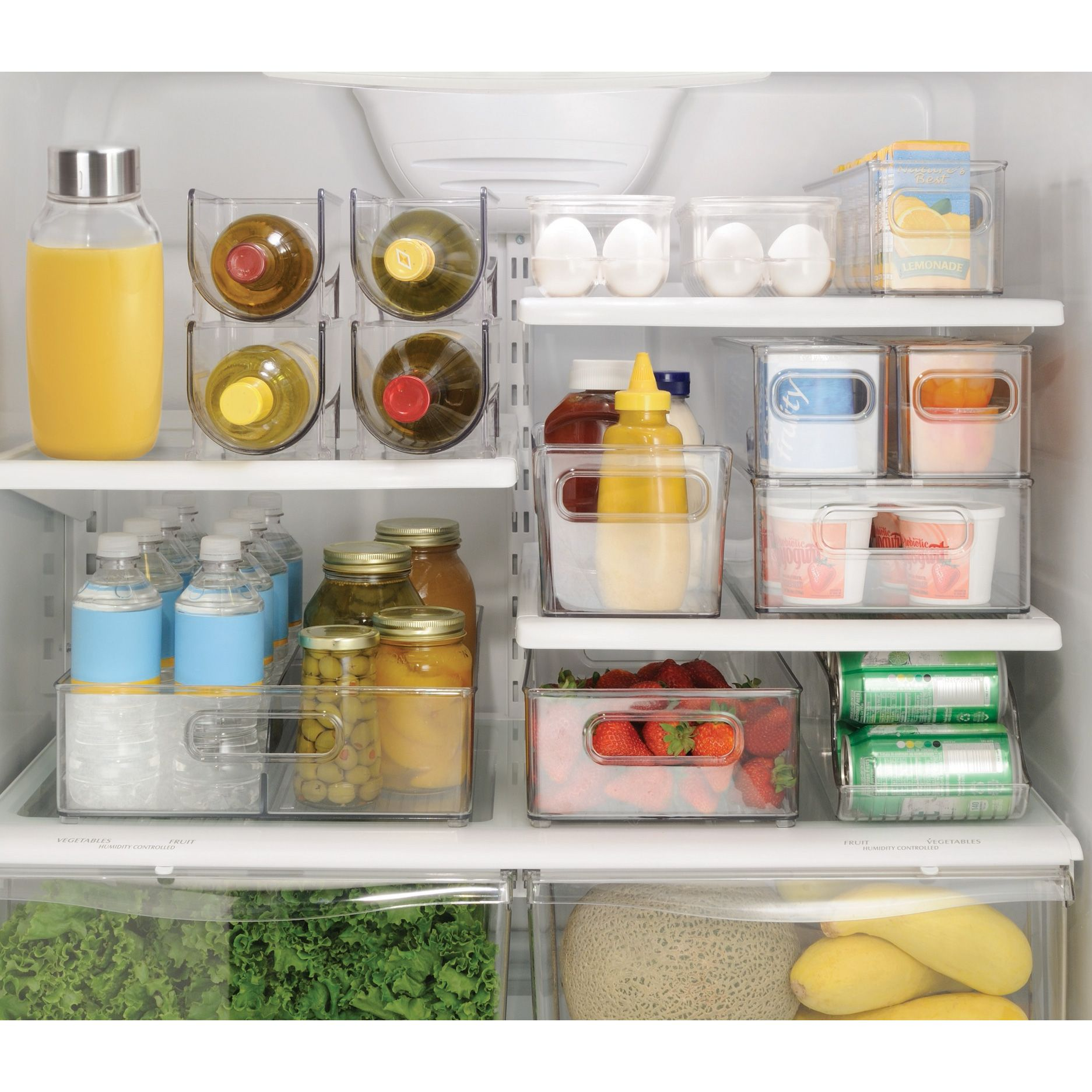 Boite Rangement Refrigerateur Recherche Google Refrigerator Organization Fridge Organization Freezer Storage Organization