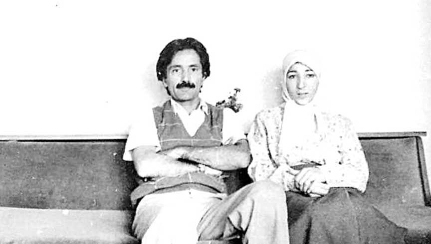 Cahit Zarifoğlu ve eşi Aliye Hanım | Resimler, Fotoğraf
