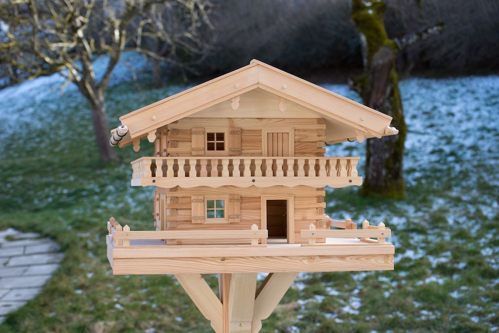 vogelhaus vogelh uschen futterhaus grubert vogelh user garden birdhouse birdfeeler. Black Bedroom Furniture Sets. Home Design Ideas