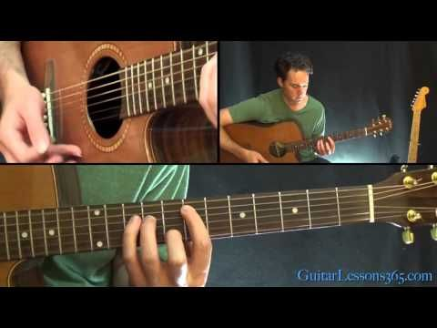 Plush Guitar Lesson - Stone Temple Pilots - Acoustic - YouTube ...