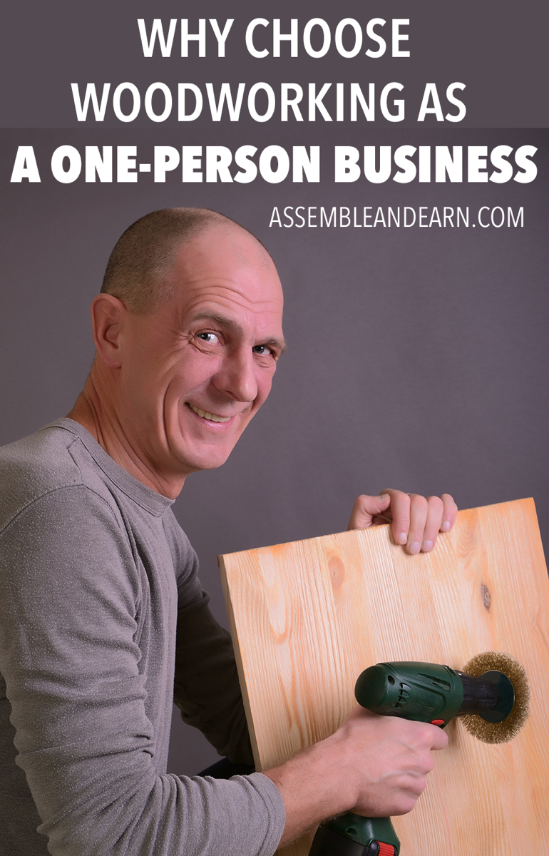 One Person Business Ideas
