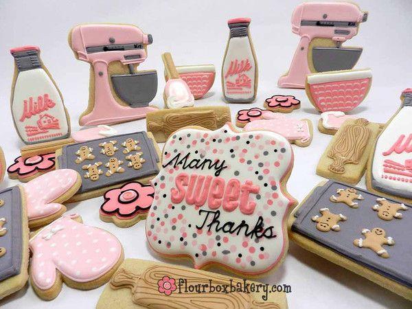 Flour Box Bakery — Many SWEET Thanks