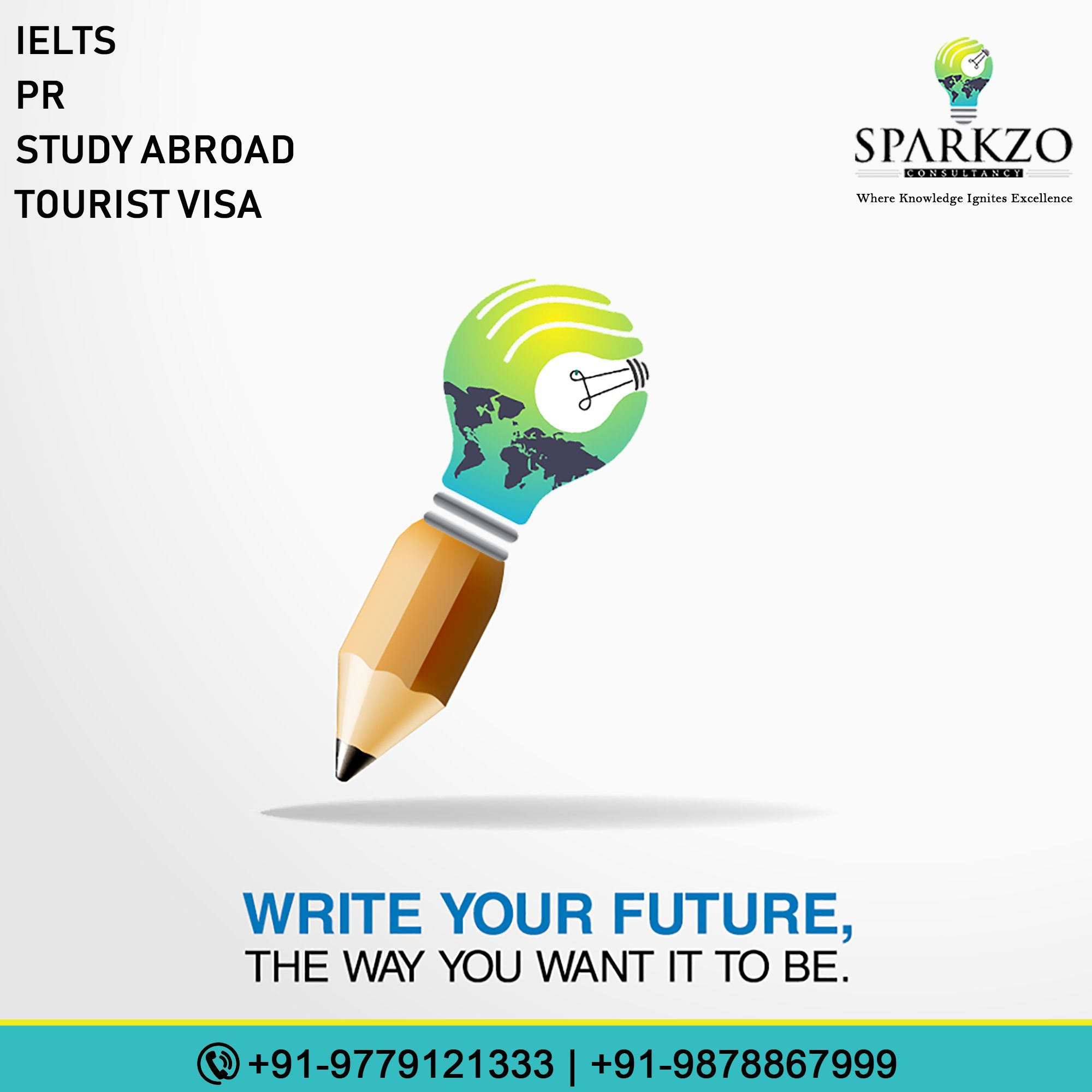 Write your future the way you want it to be with Sparkzo