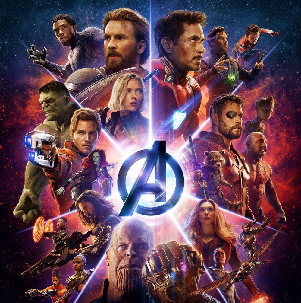 Mira O Descarga Avengers 3 Infinity War En Espanol Latino Personajes De Marvel Avengers Peliculas Marvel