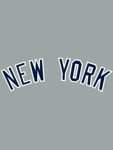 Away Jersey Yankees New York Yankees Ny Yankees