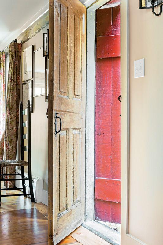 A Storied Old House. Old HousesRestorationFront DoorsRefurbishmentEntrance  ...