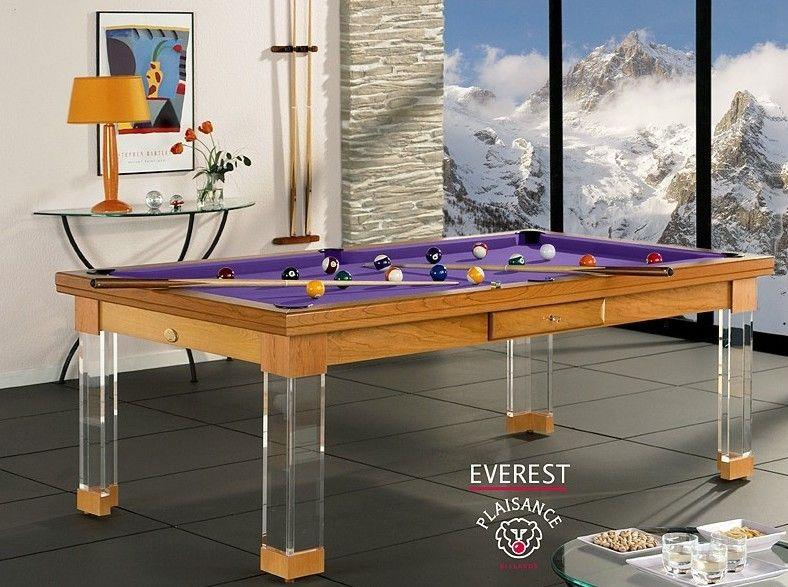 Tres Beau Billard De Salon Table De Billard Billard Jeu De Billard