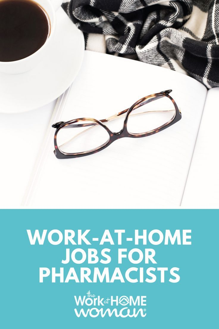 12 WorkatHome Jobs for Pharmacists 💊 Work from home