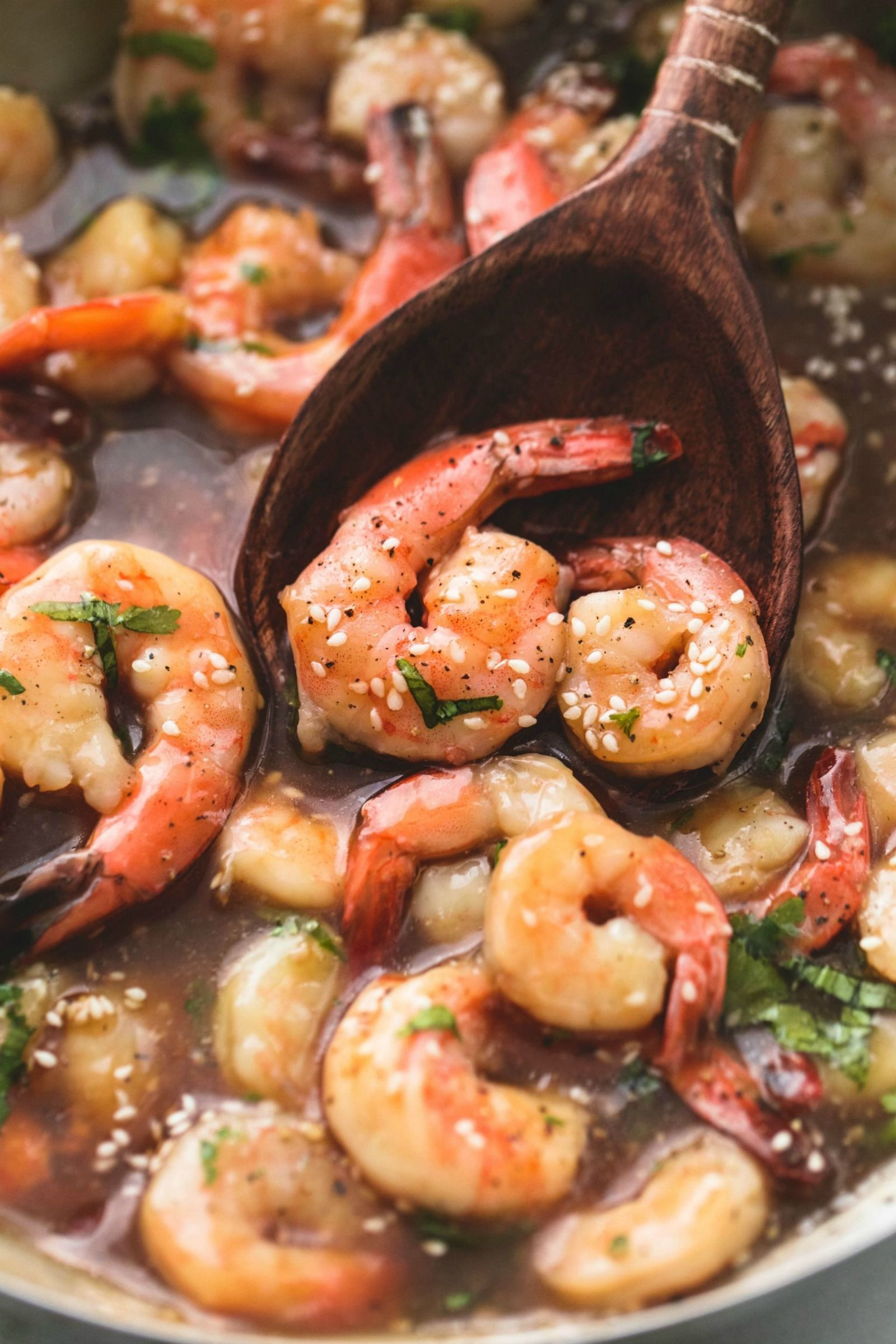 Insanely Easy Weeknight Dinners To Try This Week Teriyaki Shrimp Shrimp Recipes Shrimp