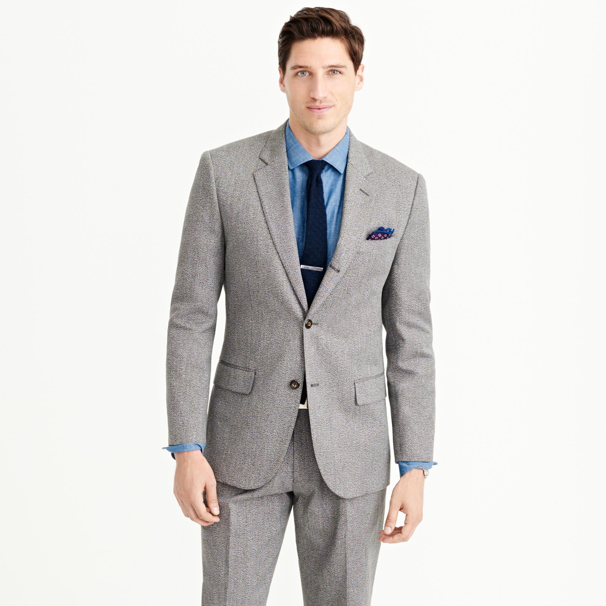 Wallace & Barnes suit jacket in Japanese covert cotton twill ...