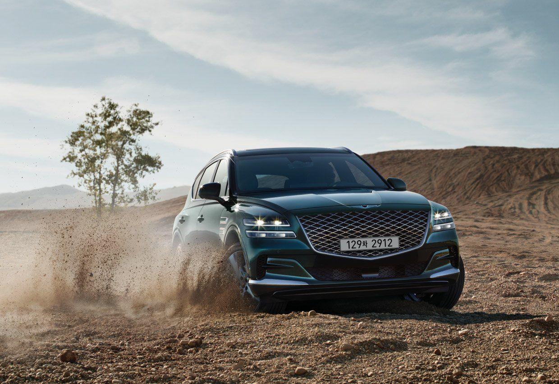2021 Genesis Gv80 Suv Debuts In 2020 Suv Genesis Luxury Suv