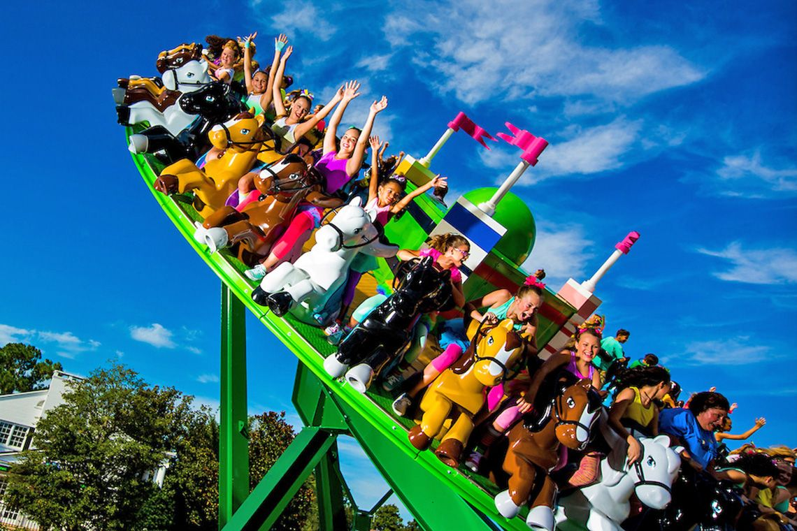 LEGOLAND Florida & Water Park 1-Day Ticket | Undercover ...