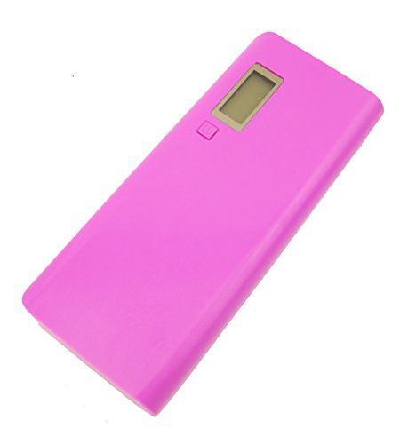 Introducing Solice High Capacity 12000mah Dual Usb Output Portable Charger External Battery Power Bank With Lcd Display Led Portable Charger Powerbank Dual Usb