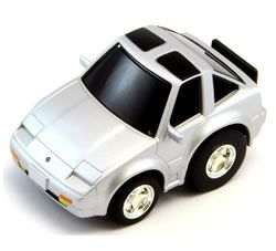 Choro Q Zero Nissan Fairlady Z 300 Zr Z31 Silver Nissan Mini Cars Cartoon Styles