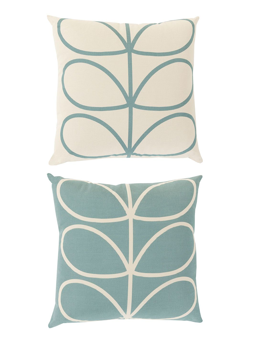 Linear Stem Reversible Decorative Pillow By Orla Kiely House At Gilt