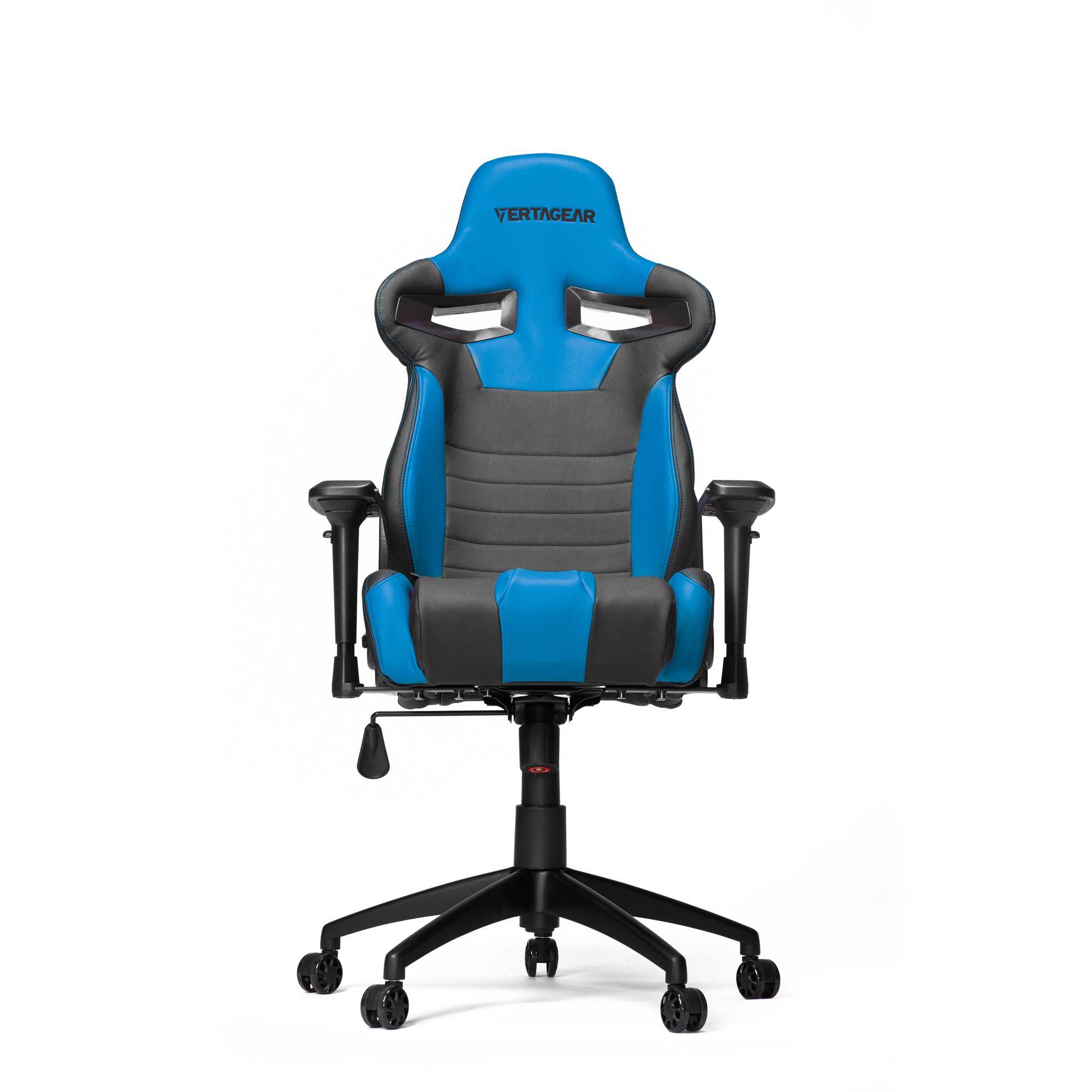 VERTAGEAR SL4000 Blue Gaming chair, Gamer chair, Pc