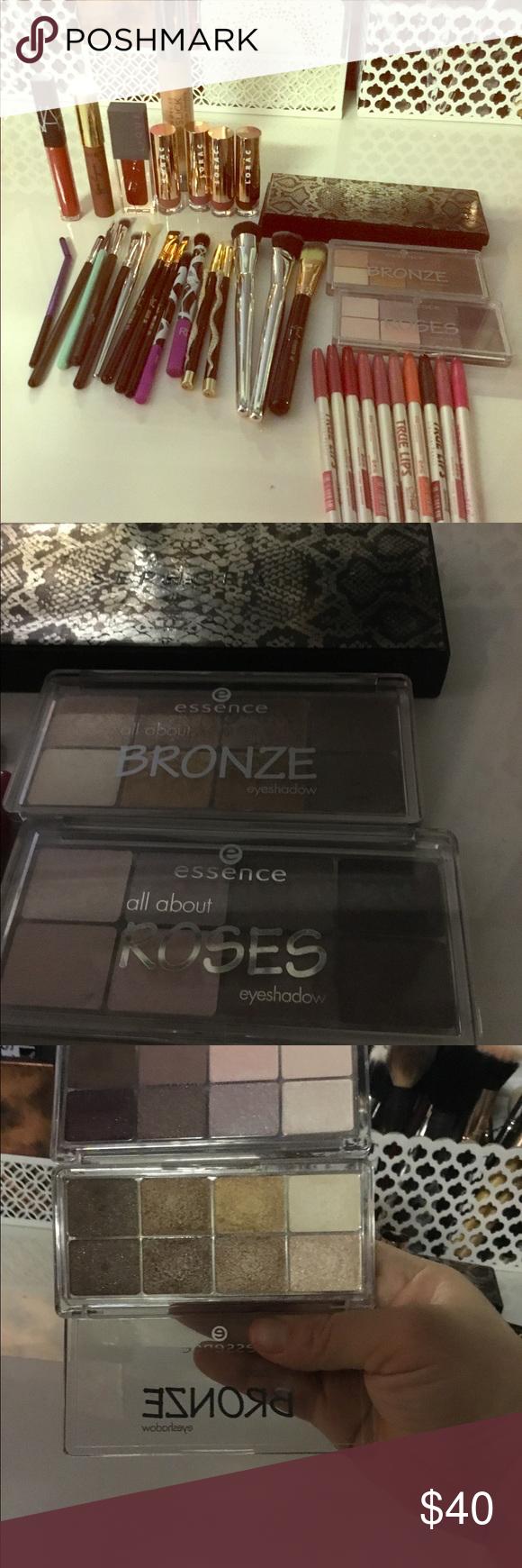 Makeup bundle Sephora eyeshadow palette, Sephora makeup