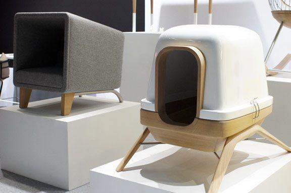 Chimère / Maison d'édition de mobilier contemporain pour animaux