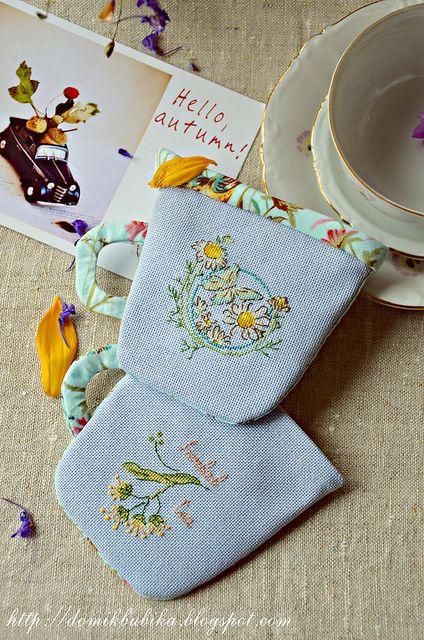 Tea bags - so cute
