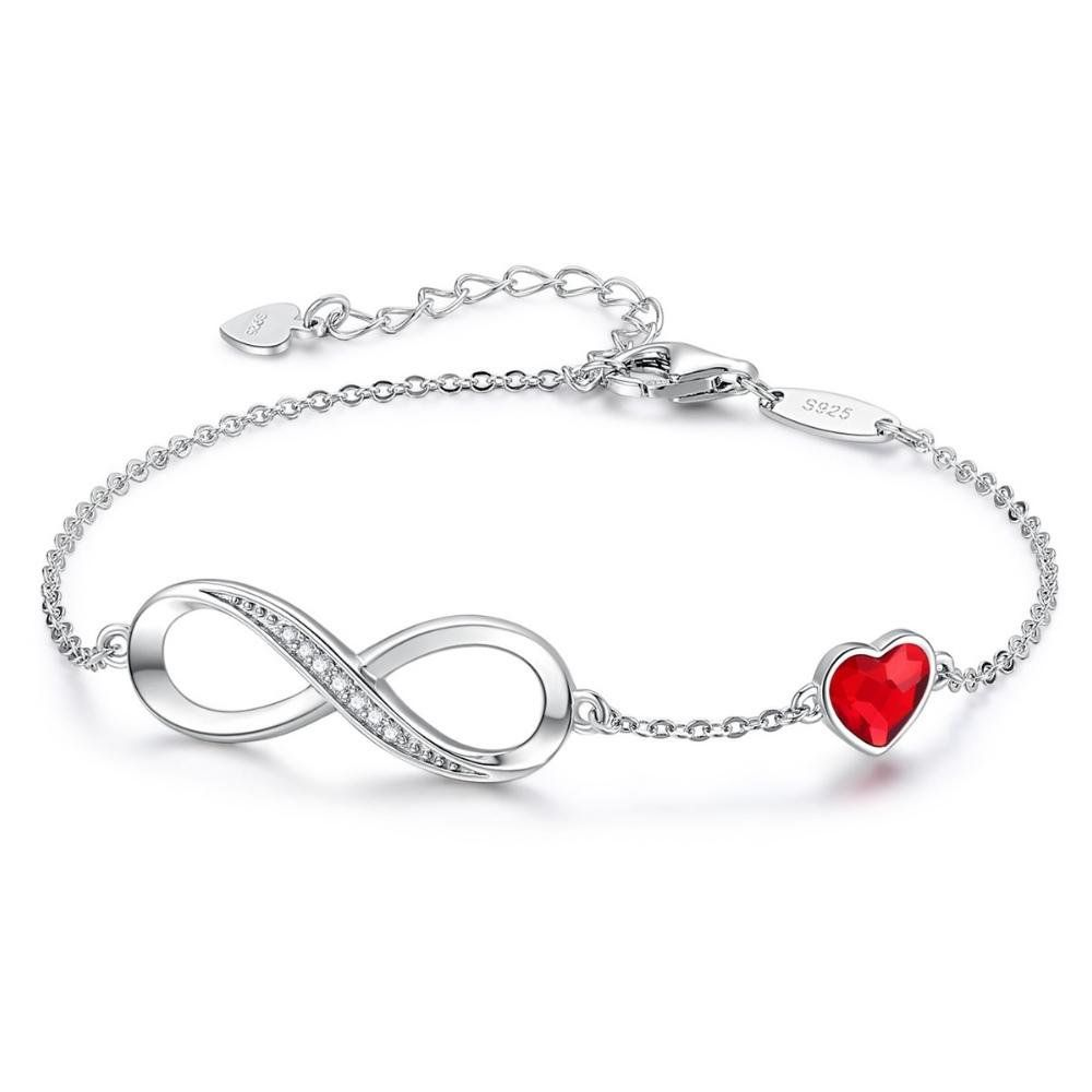 17 Inch Black Bead Silver Heart Pendant with 8 Inch Bracelet and Complimenting Earrings