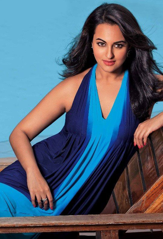 Sonakshi Sinha hot & sexy scans from Stardust September 2013. #Bollywood #Fashion #Style