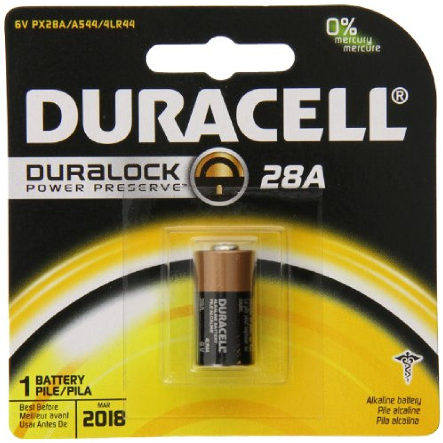 Duracell 28a Medical Battery Pack Of 6 You Can Find More Details By Visiting The Image Link This Is An Affi Duracell Alkaline Battery Battery Disposal
