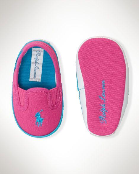 Serena II Sneaker - New Arrivals  SHOES & ACCESSORIES - RalphLauren.com
