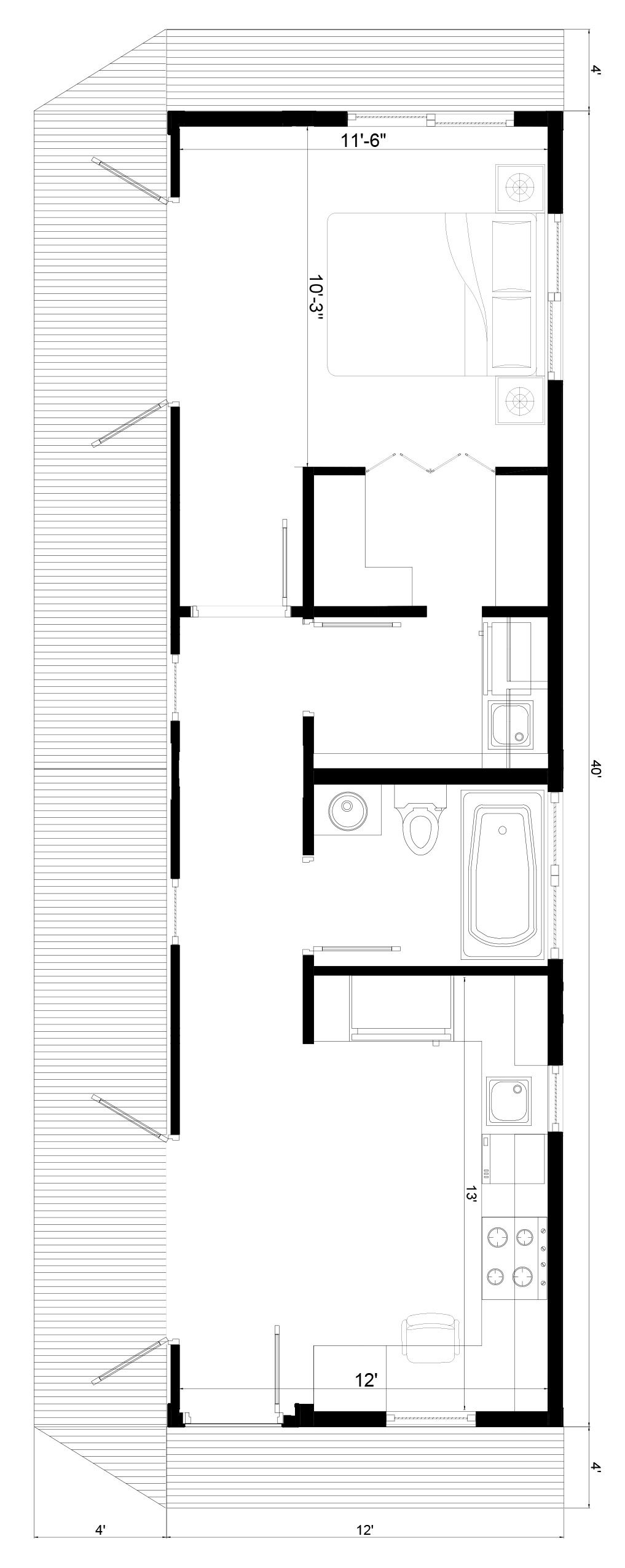 hawaii adu offers 14 accessory dwelling unit floor plans for new homes to fit any property  each