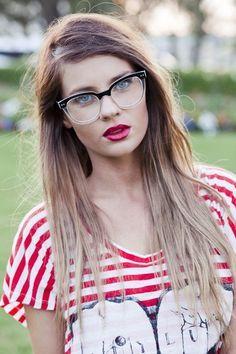 Tendência  armações vintage vão repaginar seus óculos de grau   ATL Girls 6bb057d507