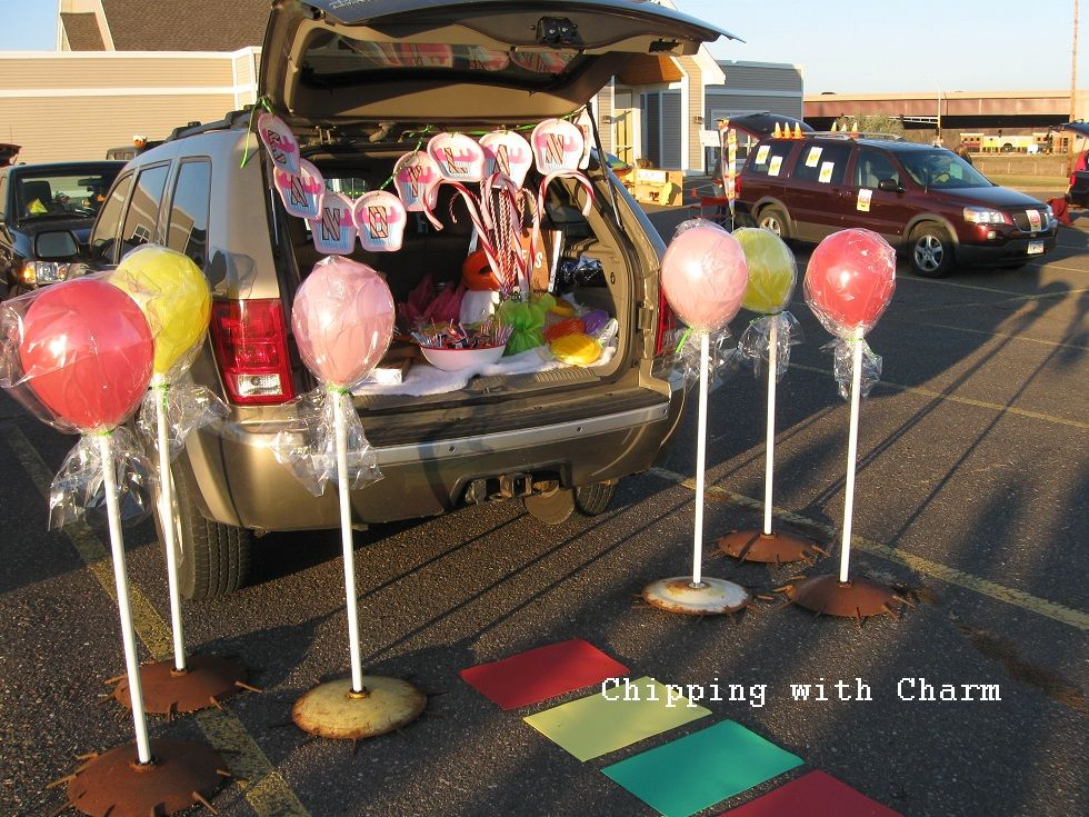 Pin by Kendra Singer on trunk or treat Trunk or treat