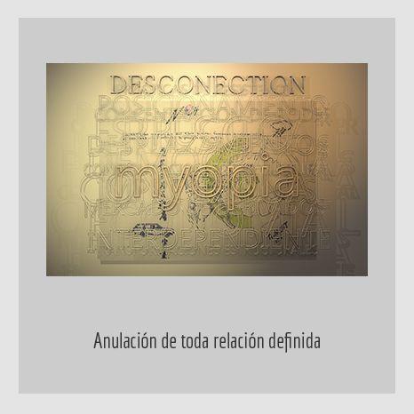 ANULACION DE TODA RELACION DEFINIDA. YENY CASANUEVA Y ALEJANDRO GONZÁLEZ. PROYECTO PROCESUAL ART.