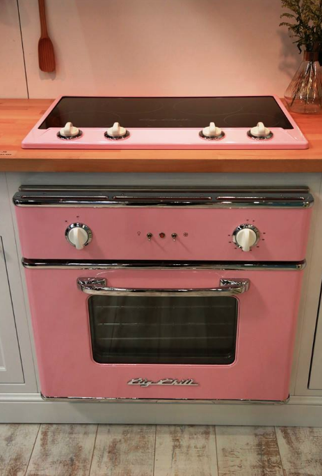 Pink Lemonade! TELL US what you think of our new Induction Cooktop & Electric Wall Oven in Pink Lemonade. When paired together you create an all-electric cooking experience that delivers both precision and performance. Click to learn more.